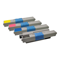 V7 - Toner oki c310/330 bk/c/m/y