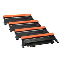V7 - Toner samsung clp 360 bk/c/m/y