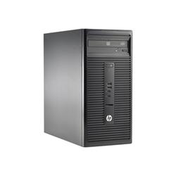 PC Desktop HP - 280 G2 Microtower G4400 4GB 500GB