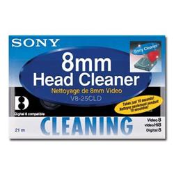 Nastro Sony - Cassetta di pulizia 8mm