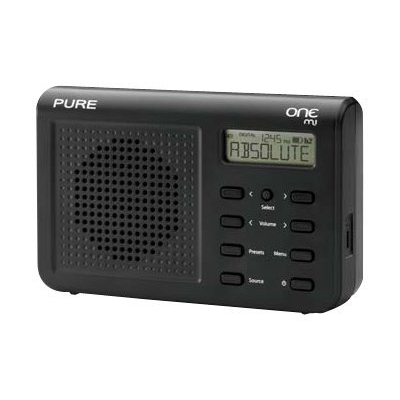 Pure - ONE MI RADIO DAB NERA