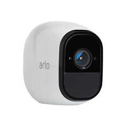 Caméscope pour vidéo surveillance Arlo VMC4030 - Caméra de surveillance réseau - extérieur - Etanche - couleur (Jour et nuit) - 1280 x 720 - audio - sans fil - Wi-Fi - H.264