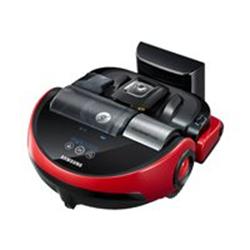 Aspirateur robot Samsung POWERbot VR20J9010UR - Aspirateur - robot - sans sac - rouge