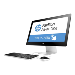 PC All-In-One HP - Pavilion 23-Q190NL