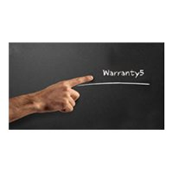 Extension d'assistance Eaton Warranty5 - Contrat de maintenance prolongé - remplacement anticipé des pièces - 5 années ( à partir de la date d'achat originale de l'appareil ) - temps de réponse : NBD - pour Eaton 9PX 5000i, 6000i; 9SX 5000i, 6000i; 9130 5000, 6000