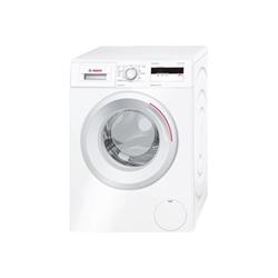 Lave-linge Bosch Serie 4 WAN20067IT - Machine à laver - pose libre - largeur : 59.8 cm - profondeur : 55 cm - hauteur : 84.8 cm - chargement frontal - 7 kg - 1000 tours/min