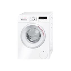 Lave-linge Bosch Serie 4 WAN20167IT - Machine à laver - pose libre - largeur : 59.8 cm - profondeur : 55 cm - hauteur : 84.8 cm - chargement frontal - 7 kg - 1000 tours/min