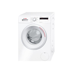 Lave-linge Bosch Serie 4 WAN24068IT - Machine à laver - pose libre - largeur : 59.8 cm - profondeur : 55 cm - hauteur : 84.8 cm - chargement frontal - 8 kg - 1200 tours/min