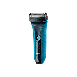 Rasoio elettrico Braun - Waterflex-blue  wet dry
