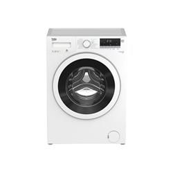 Lave-linge Beko WCY71233PTLC - Machine à laver - pose libre - largeur : 60 cm - profondeur : 54 cm - hauteur : 84 cm - chargement frontal - 7 kg - 120