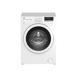 Lave-linge Beko WCY81233PTLC - Machine à laver - pose libre - largeur : 60 cm - profondeur : 54 cm - hauteur : 84 cm - chargement frontal - 8 kg - 120