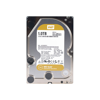 WESTERN DIGITAL - 1TB GOLD 64MB - WD RE DRIVE