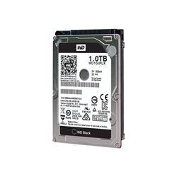 "Disque dur interne WD Black Performance Hard Drive WD10JPLX - Disque dur - 1 To - interne - 2.5"" - SATA 6Gb/s - 7200 tours/min - mémoire tampon : 32 Mo"