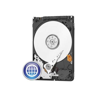 WESTERN DIGITAL - HDD 2.5P 250GB 5400 8MB SATA2