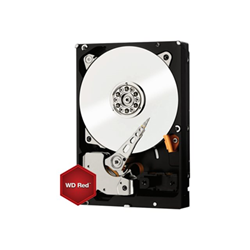 Hard disk interno WESTERN DIGITAL - 4tb red pro 128mb