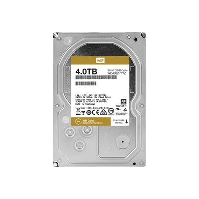 WESTERN DIGITAL - 4TB RE 128MB - WD RE DRIVE
