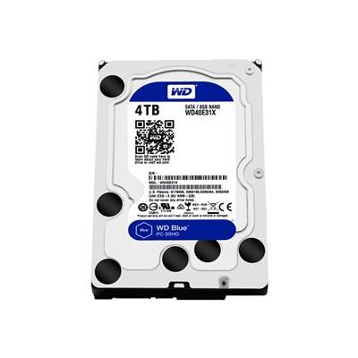 WESTERN DIGITAL - WD BLUE SSHD 80MB 4TB 3.5P (DK)