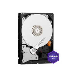 Hard disk interno WESTERN DIGITAL - Wd purple nv 4tb 64mb videosurv