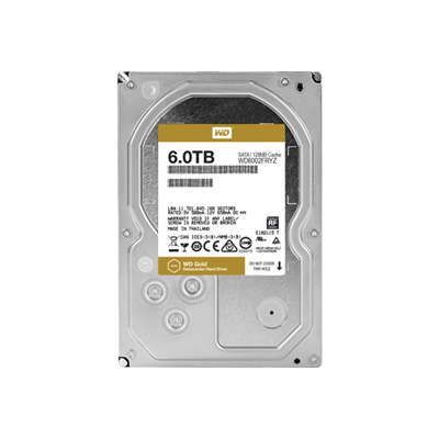 Hard disk interno WESTERN DIGITAL - 6TB RE 128MB - WD RE DRIVE