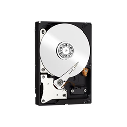 "Disque dur interne WD Red NAS Hard Drive WD80EFZX - Disque dur - 8 To - interne - 3.5"" - SATA 6Gb/s - 5400 tours/min - mémoire tampon : 128 Mo"