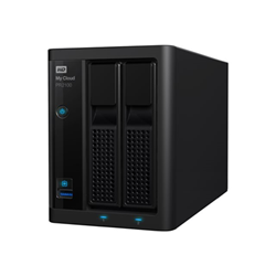Nas WESTERN DIGITAL - My cloud pr2100