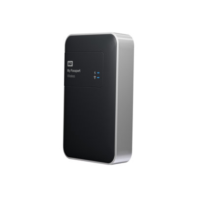 WESTERN DIGITAL - MY PASSPORT WIRELESS 2TB BLACK
