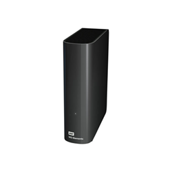 Hard disk esterno WESTERN DIGITAL - Elements desktop 3tb usb 3.0