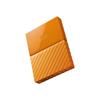 Disque dur externe WESTERN DIGITAL - WD My Passport WDBYNN0010BOR -...