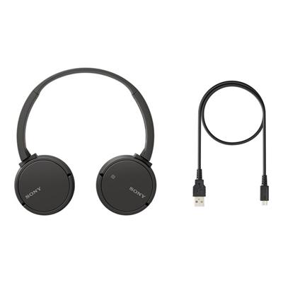 Sony - =>>WH-CH500 CUFFIE H.EAR NERO