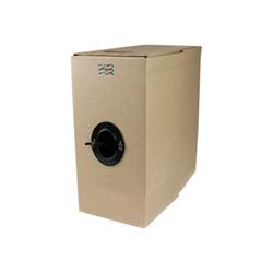 Cavo rete, MP3 e fotocamere Startech - Rotolo cavo utp solidi