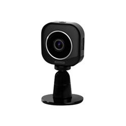 Caméscope pour vidéo surveillance Sitecom WLC-1000 Wi-Fi Home Cam Mini - Caméra de surveillance réseau - couleur (Jour et nuit) - 1 MP - 1280 x 720 - audio - sans fil - Wi-Fi - Bluetooth 4.1 - MPEG-4, H.264 - CC 5 V