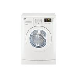 Lave-linge Beko WMB61031YPTM - Machine � laver - pose libre - largeur : 60 cm - profondeur : 40 cm - hauteur : 84 cm - chargement frontal - 6 kg - 1000 tours/min - blanc