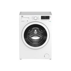 Lave-linge Beko WMY71283PTLMB3 - Machine � laver - pose libre - largeur : 60 cm - profondeur : 50 cm - hauteur : 84 cm - chargement frontal - 7 kg - 1200 tours/min - blanc