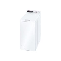 Lave-linge Bosch Serie 6 Avantixx WOT24427IT - Machine � laver - pose libre - largeur : 40 cm - profondeur : 65 cm - hauteur : 90 cm - chargement par le dessus - 7 kg - 1140 tours/min
