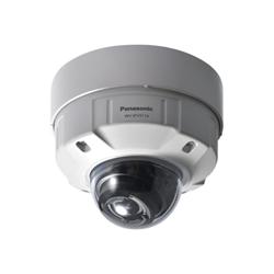 Telecamera per videosorveglianza Panasonic - Dome fissa hd poe ottica 3 6x poe