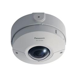 Telecamera per videosorveglianza Panasonic - Camera di rete 360 9mp
