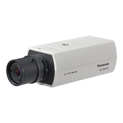 Panasonic - CAMERA BOX FISSA 3MP POE