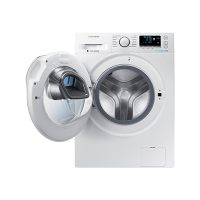 Samsung - SAMSUNG ADD WASH WW80K6414SW