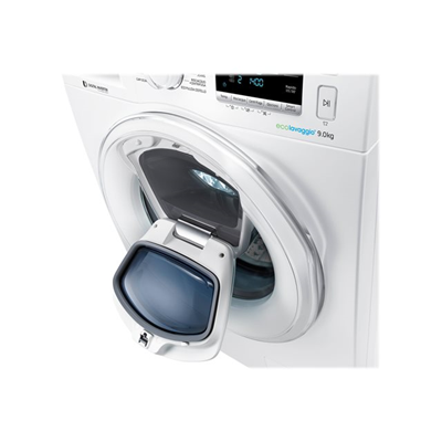 Samsung - SAMSUNG ADD WASH WW90K6414SW