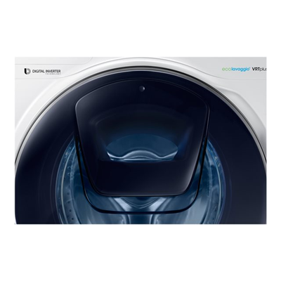 Samsung - SAMSUNG ADD WASH WW90K7605OW