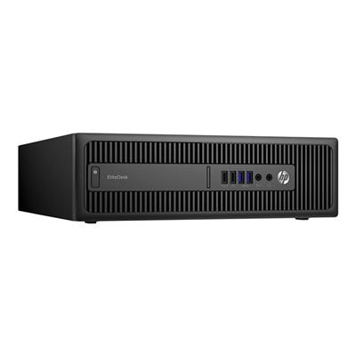 HP - !800 G2 SFF I5-6500 8G 1TB W10