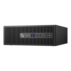 PC Desktop HP - 400 g3 sff i7-6700 4gb 256gb