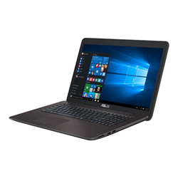 Notebook Gaming Asus - X756UX-T4187T