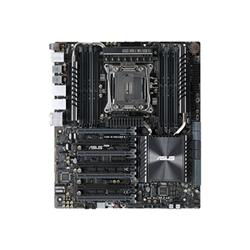 Carte mère ASUS X99-E WS/USB 3.1 - Carte-mère - SSI CEB - Socket LGA2011-v3 - X99 - USB 3.0, USB 3.1 - 2 x Gigabit LAN - audio HD (8 canaux)