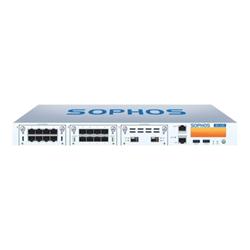Firewall Sophos XG 430 - Dispositif de sécurité - avec 3 ans de protection TotalProtect - 8 ports - 10Mb LAN, 100Mb LAN, GigE - 1U - rack-montable