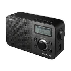 Radio Sony XDR-S60DBP - Radio portative DAB - noir