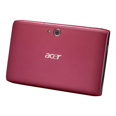 Acer - ICONIA TAB A100 RED