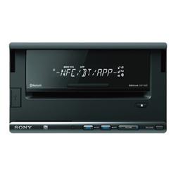 Autoradio Sony XSP-N1BT - Automobile - récepteur numérique - intégrée dans le tableau de bord - Double-Din - 55 Watts x 4