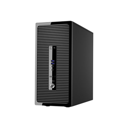 PC Desktop HP - ProDesk 400 G3 Desktop Microtower