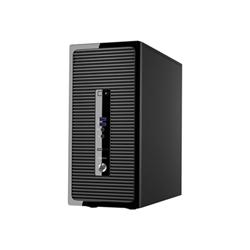 PC Desktop HP - ProDesk 400 G3 Desktop Microtower